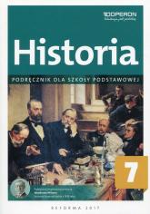 Historia 7 Podręcznik Szkoła podstawowa - Ustrzycki Janusz, Ustrzycki Mirosław | mała okładka