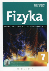 Fizyka 7 Podręcznik Szkoła podstawowa - Grzybowski Roman, Gburek Tomasz | mała okładka