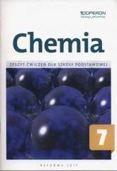 Chemia 7 Zeszyt ćwiczeń Szkoła podstawowa - Szczepaniuk Maria Barbara, Waszczuk Janina   mała okładka