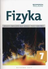 Fizyka 7 Zeszyt ćwiczeń Szkoła podstawowa - Roman Grzybowski | mała okładka