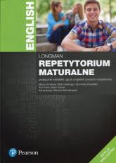 Repetytorium maturalne Język angielski Podręcznik wieloletni Poziom rozszerzony -  | mała okładka