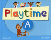 Playtime A Class Book -  | mała okładka