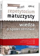 Repetytorium maturzysty Wiedza o społeczeństwie - Olaczek Natalia, Paprocki Krystian, Chłosta-S | mała okładka