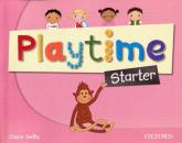 Playtime Starter Class Book -  | mała okładka