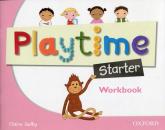 Playtime Starter Workbook -  | mała okładka