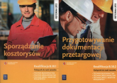 Zestaw technik budownictwa Kwalifikacja B.30 Technikum - Tadeusz Maj   mała okładka