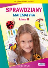 Sprawdziany Matematyka Klasa 2 Sukces w nauce - Guzowska Beata, Kowalska Iwona | mała okładka