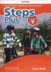 Steps Plus 5 Podręcznik + CD Szkoła podstawowa - Wheeldon Sylvia, Falla Tim, Davies Paul A. | mała okładka