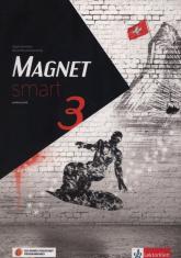 Magnet Smart 3 Podręcznik + CD Szkoła podstawowa - Giorgio Motta   mała okładka