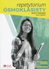 Repetytorium ósmoklasisty Język angielski Zeszyt ćwiczeń - Kotorowicz-Jasińska Karolina, Pokrzewiński Zbigniew | mała okładka