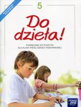 Do dzieła 5 Podręcznik do plastyki Szkoła podstawowa - Lukas Jadwiga, Onak Krystyna | mała okładka