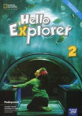 Hello Explorer 2 Język angielski Podręcznik + 2CD Szkoła podstawowa -  | mała okładka