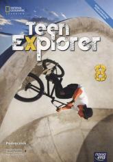 Teen Explorer 8 Podręcznik Szkoła podstawowa - Bandis Angela, Shotton Diana, Gormley Katrina   mała okładka