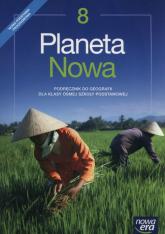 Planeta Nowa 8 Podręcznik Szkoła podstawowa - Rachwał Tomasz, Szczypiński Dawid | mała okładka