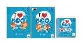 I love Boo Język angielski poziom B+ Pakiet -  | mała okładka