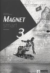 Magnet smart 3 Zeszyt ćwiczeń Szkoła podstawowa - Giorgio Motta | mała okładka