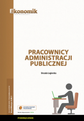 Pracownicy administracji publicznej Podręcznik - Urszula Legierska | mała okładka