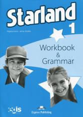 Starland 1 Workbook + Grammar - Evans Virginia, Dooley Jenny | mała okładka