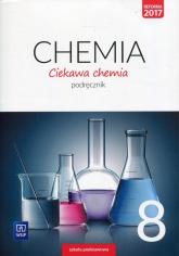 Ciekawa chemia 8 Podręcznik Szkoła podstawowa - Gulińska Hanna, Smolińska Janina | mała okładka