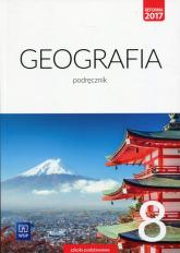 Geografia 8 Podręcznik Szkoła podstawowa - Lechowicz Agnieszka, Lechowicz Maciej, Stankiewicz Piotr, Głowacz Arkadiusz | mała okładka
