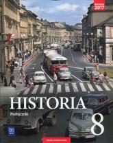 Historia 8 Podręcznik -    mała okładka