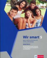 Wir Smart 5 Smartbuch Rozszerzony zeszyt ćwiczeń z interaktywnym kompletem uczniowskim Szkoła podstawowa - Giorgio Motta | mała okładka