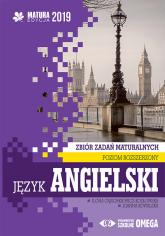 Język angielski Matura 2019 Zbiór zadań maturalnych Poziom rozszerzony - Gąsiorkiewicz - Kozłowska I., Wieruszewska. J | mała okładka