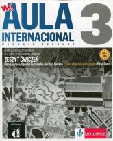 Mi Aula International 3 Zeszyt ćwiczeń Szkoła ponadgimnazjalna - Corpas Jaime, Garmendia Agustin, Soriano Carmen | mała okładka