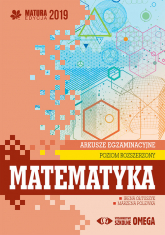 Matematyka Matura 2019 Arkusze egzaminacyjne Poziom rozszerzony - Ołtuszyk Irena, Polewka Marzena | mała okładka