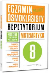 Egzamin ósmoklasisty Matematyka Repetytorium - Andrzejczak Marlena, Butowska Lucyna, Kiełczykowska Grażyna | mała okładka