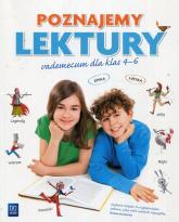Poznajemy lektury Vademecum dla klas 4-6 - Kiełb Grażyna, Żegleń Anita | mała okładka
