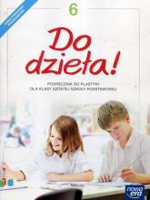 Do dzieła! Plastyka 6 Podręcznik Szkoła podstawowa - Lukas Jadwiga, Onak Krystyna   mała okładka