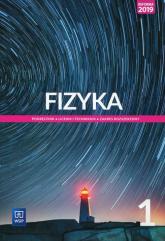 Fizyka 1 Podręcznik Zakres rozszerzony Szkoła ponadpodstawowa - Fiałkowska Maria, Sagnowska Barbara, Salach Jadwiga | mała okładka