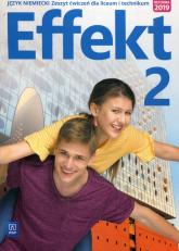 Effekt 2 Język niemiecki Ćwiczenia Liceum i technikum - Anna Kryczyńska-Pham | mała okładka