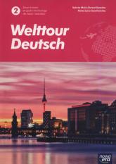Welttour Deutsch 2 Zeszyt ćwiczeń Szkoła ponadgimnazjalna i ponadpodstawowa - Mróz-Dwornikowska Sylwia, Szachowska Katarzyna | mała okładka