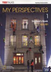 My Perspectives 1 Podręcznik Szkoła ponadpodstawowa i ponadgimnazjalna - Lansford Lewis, Barber Daniel | mała okładka