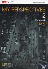 My Perspectives 2 Workbook Szkoła ponadpodstawowa -  | mała okładka
