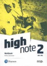High Note 2 Workbook Szkoła ponadpodstawowa i ponadgimnazjalna - Fricker Rod, Sosnowska Joanna | mała okładka