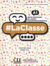 LaClasse A1 Podręcznik Szkoła ponadpodstawowa - Jegou Delphine, Vial Cedric | mała okładka