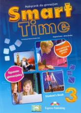 Smart Time 3 Podręcznik - Dooley Jenny, Evans Virginia | mała okładka