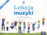 Lekcja muzyki 6 Podręcznik Szkoła podstawowa - Gromek Monika, Kilbach Grażyna | mała okładka