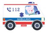 Ambulans -    mała okładka