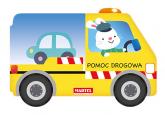 Pomoc drogowa -    mała okładka
