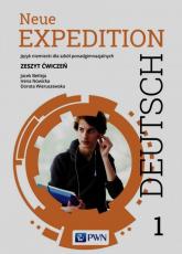Neue Expedition Deutsch 1 Zeszyt ćwiczeń Szkoła ponadgimnazjalna - Betleja Jacek, Nowicka Irena, Wieruszewska Do | mała okładka