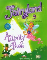 Fairyland 3 Activity Book Szkoła podstawowa - Dooley Jenny, Evans Virginia | mała okładka