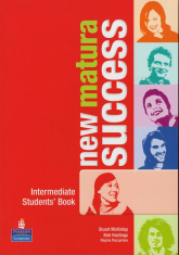 New Matura Success Intermediate Students' Book - KcKinlay Stuart, Hastings Bob, Raczyńska Regina | mała okładka