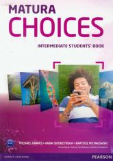 Matura Choices Intermediate Student's Book Zakres podstawowy i rozszerzony B1-B2 - Harris Michael, Sikorzyńska Anna, Michałowski Bartosz | mała okładka