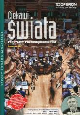 Ciekawi świata Podstawy przedsiębiorczości Podręcznik Szkoła ponadgimnazjalna - Piotr Krzyszczyk | mała okładka