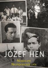 Nowolipie Najpiękniejsze lata - Józef Hen | mała okładka
