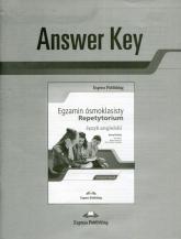 Egzamin ósmoklasisty Repetytorium Język angielski Answer Key -  | mała okładka